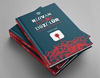 Kervan Yolda Düzülür // Kitap Kapağı Tasarımı
