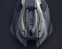 speed boat concept