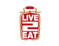 Live2Eat - Branding