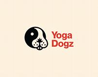 Yoga Dogs Branding