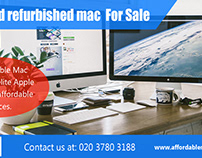 Used refurbished mac For Sale