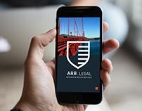 Advocacia Rocha Baptista / Law Firm Brand Identity