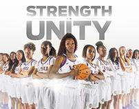 LSU Lady Tigers Basketball