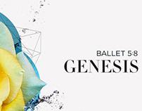 Ballet 5:8 Genesis Benefit Campaign