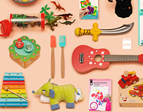 HEMA interactive wrapping paper