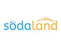 Sodaland - Logo Design
