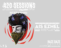 Haze Daze Flyers 16""