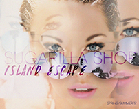 Sugarilla Shop Lookbook - Island Escape