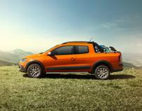 Almap | Volkswagen - Saveiro