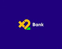 X2 Bank - Aplicativo