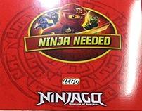 Ninjago In-Store Vitrine (EU)