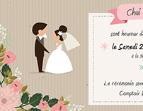 Invitations & Faire-Part