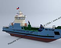 Maquetas Virtuales para Proyectos Navales 1