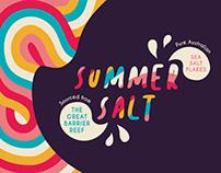 Sea Salt Packaging - Summersalt