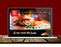 Diseño Web - Eh Ave María!