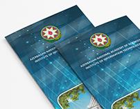 Tri fold brochure for ANAS