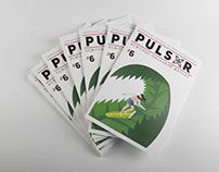 PULSAR #6 // Editorial