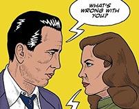 Bogart & Bacall #1