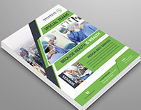 Medical Corporate Business Flyer