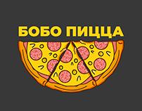 Конкурсный проект BOBO PIZZA