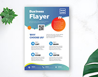Free Proffesional Business Flyer Design By Suhama99
