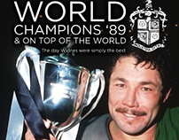 Widnes Vikings - World Club Challenge Programme
