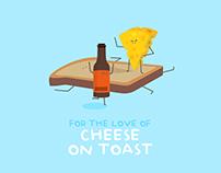 MY FOOD HEROES // Illustration Series