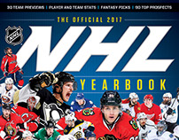 2017 NHL YEARBOOK