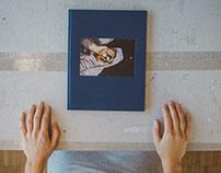 """Handgebundenes Fotobuch """"Der zweite Schnitt"""""""