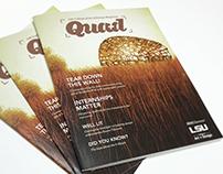 LSU College of Art & Design: Quad