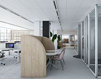 Render collection -Office spaces- _010