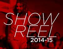 ShowReel 2014-15