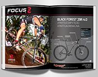 Anúncio Focus bike