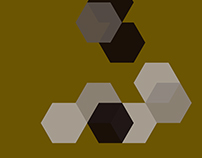 Hexagons4 Color