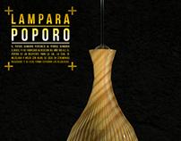 Poporo lamp ©