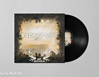 MTBOXER 2019的专辑封面设计《Escape Life》