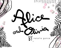Alice + Olivia // Uptown Party