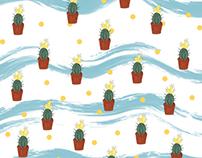 "Pattern ""Cactus"""