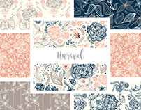 Unravel Collection - Surface Design