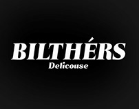 Bilthers Free Font
