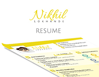 Resume (Outdated)