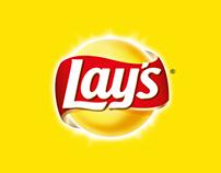 Lay's - Gráficas de Facebook