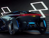 Chevrolet FNR Concept Car