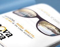 Anúncios Revista - Página Simples