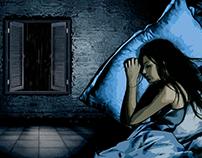 New Nightmares / Animation Project by Damla Topcu