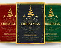 Christmas Invitation Template V1