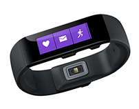 Microsoft Band App Concept