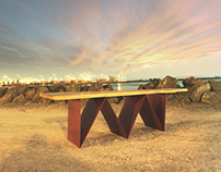 flection: a coffee table