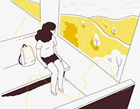 All the pleasures of traveling alone