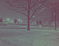 MILAN snow